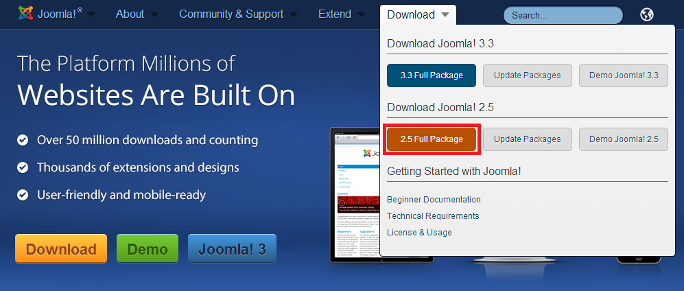 Как сделать несколько сайтов на joomla как сделать трафик на сайте